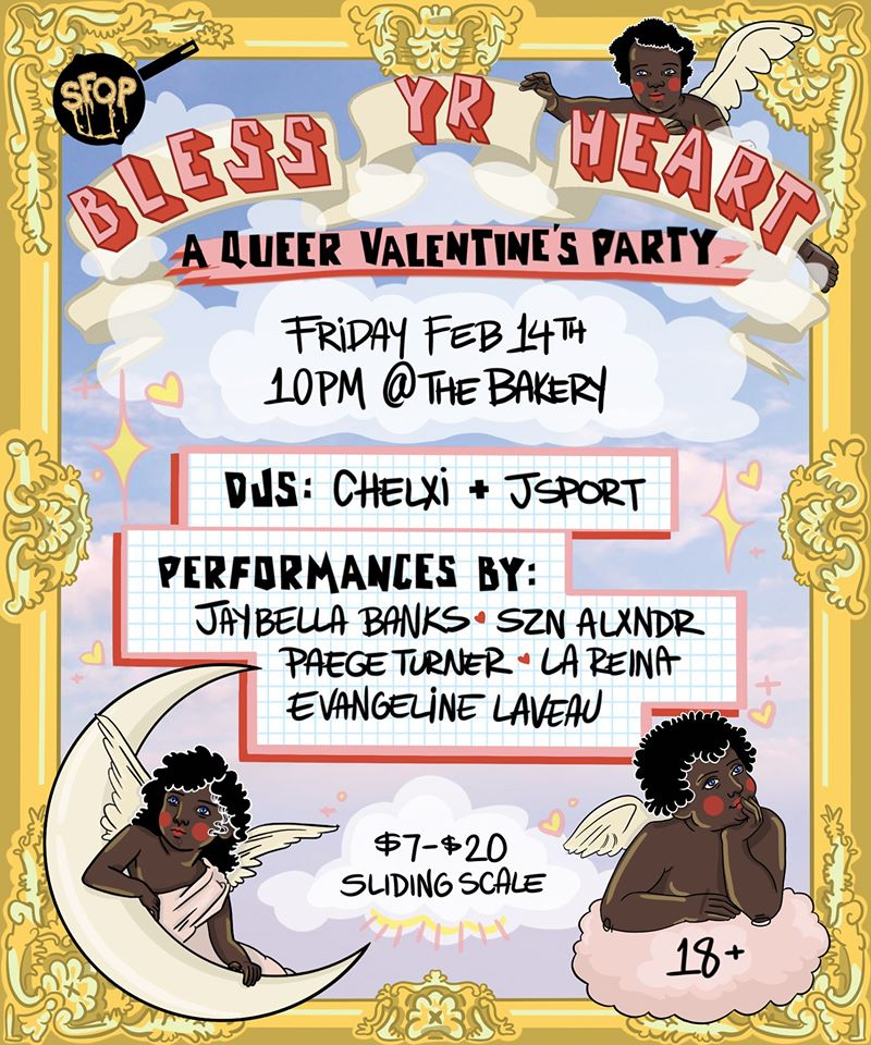 Bless Yr Heart: A Queer Valentine's Dance Party