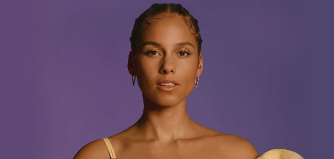 Alicia Keys: More Myself Book Tour