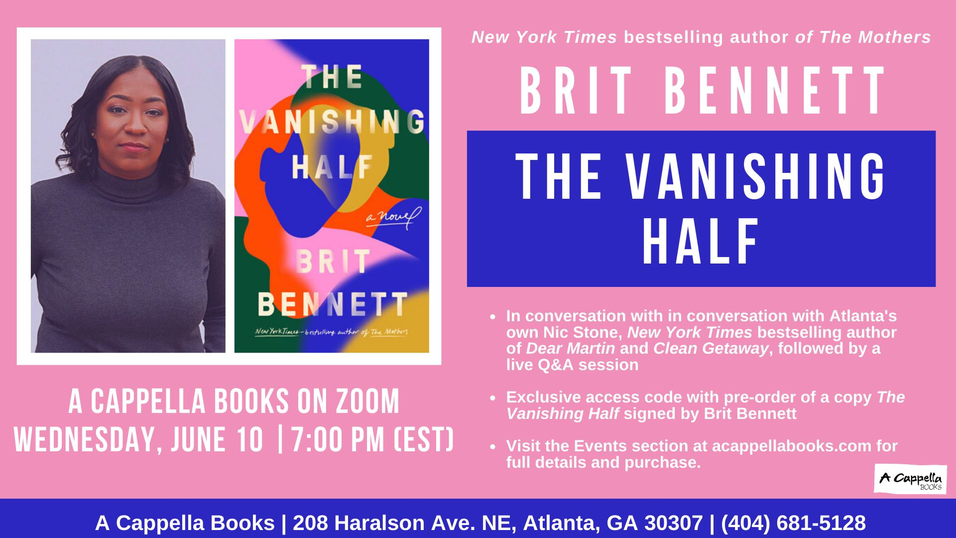 Brit Bennett's 'The Vanishing Half' Tackles Race, Colorism, and ...