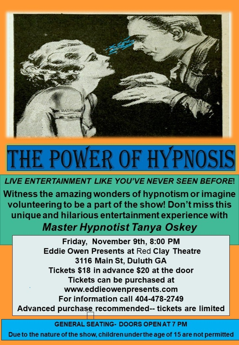 Hypno Flyer Red Clay2 Nov