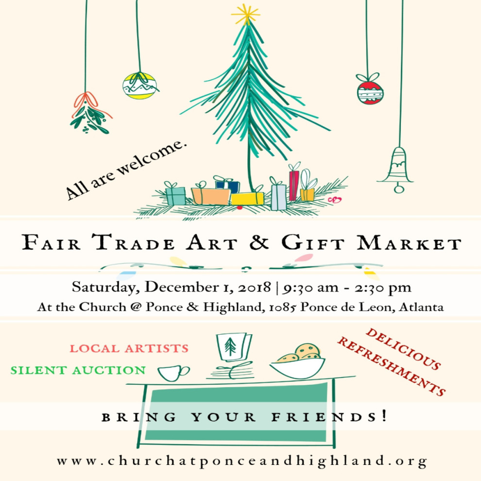 Fair Trade Art And Gift Sale
