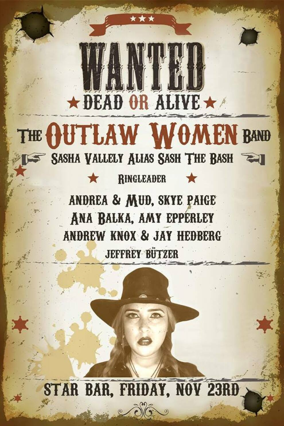 Outlaw Woman Band