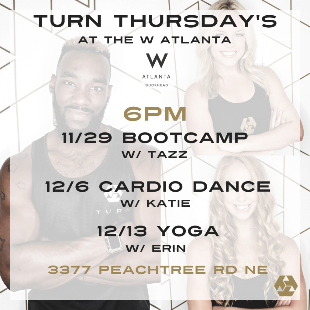 TURN Thursday Series At The W