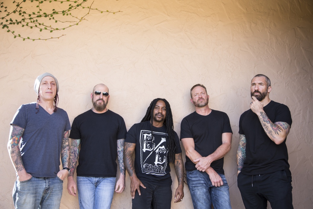 Sevendust By Travis Shinn