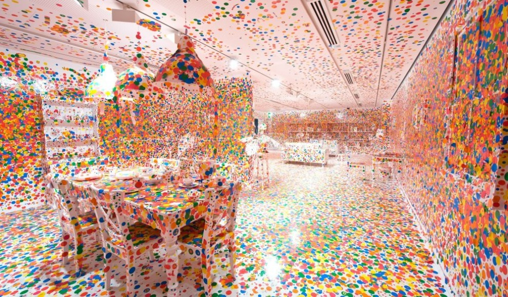 Yayoi Kusama The Obliteration Room 2002 To Present 1000x586
