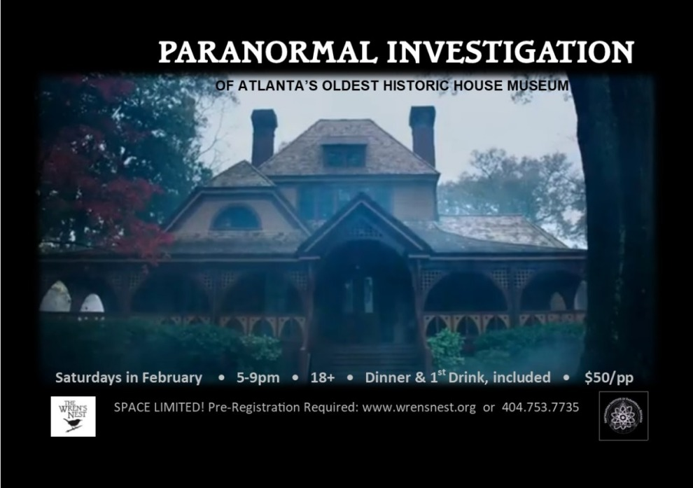 Paranormal Investigation Feb. 2019