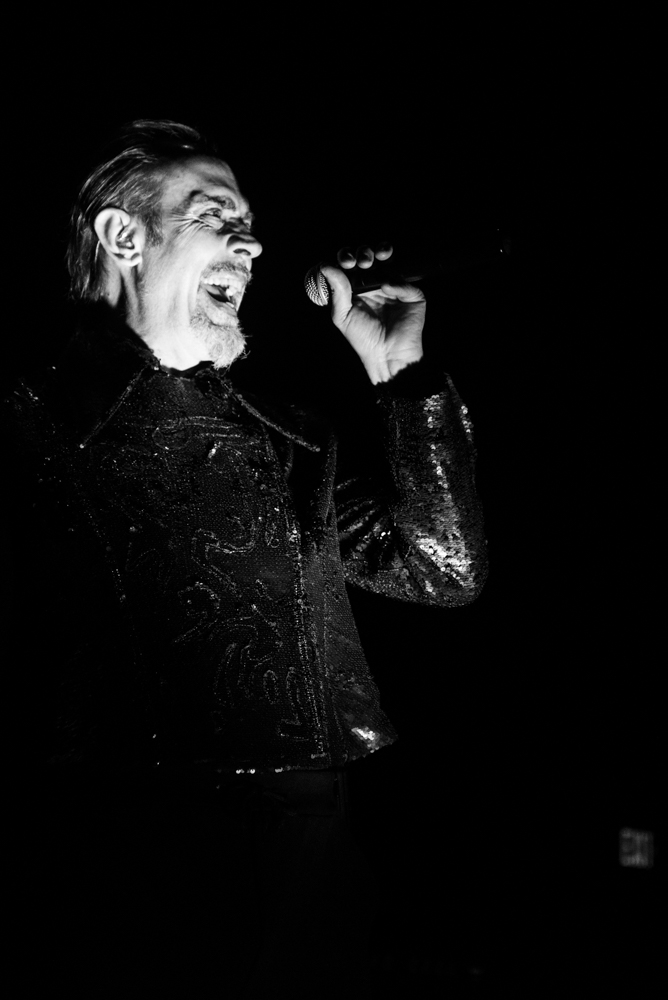 Peter Murphy. Photo by Mike White.