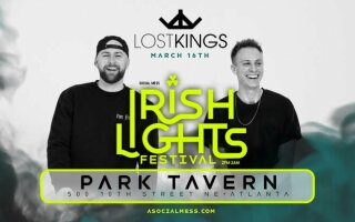 Irish Lights Festival Lost Kings
