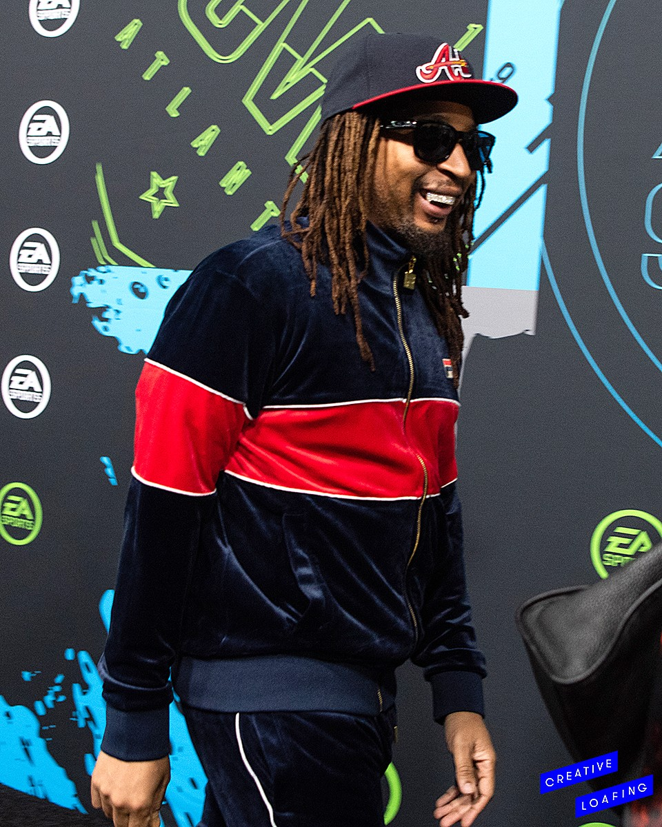 Lil Jon at opening night of Super Bowl Music Fest (1/31/19). Photos courtesy of Smiling Eyes Media/Stephanie Heath.