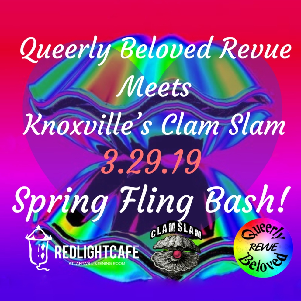 Queerly Beloved Meets Clam Slam A Spring Fling At Red Light Cafe Atlanta Ga Mar 29 2019 Square