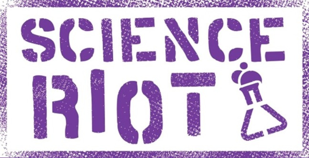 Scienceriot Flyer
