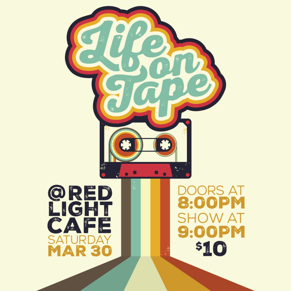 Life On Tape At Red Light Cafe Atlanta Ga Mar 30 2019 Square