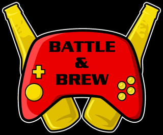 Battle & Brew Logo