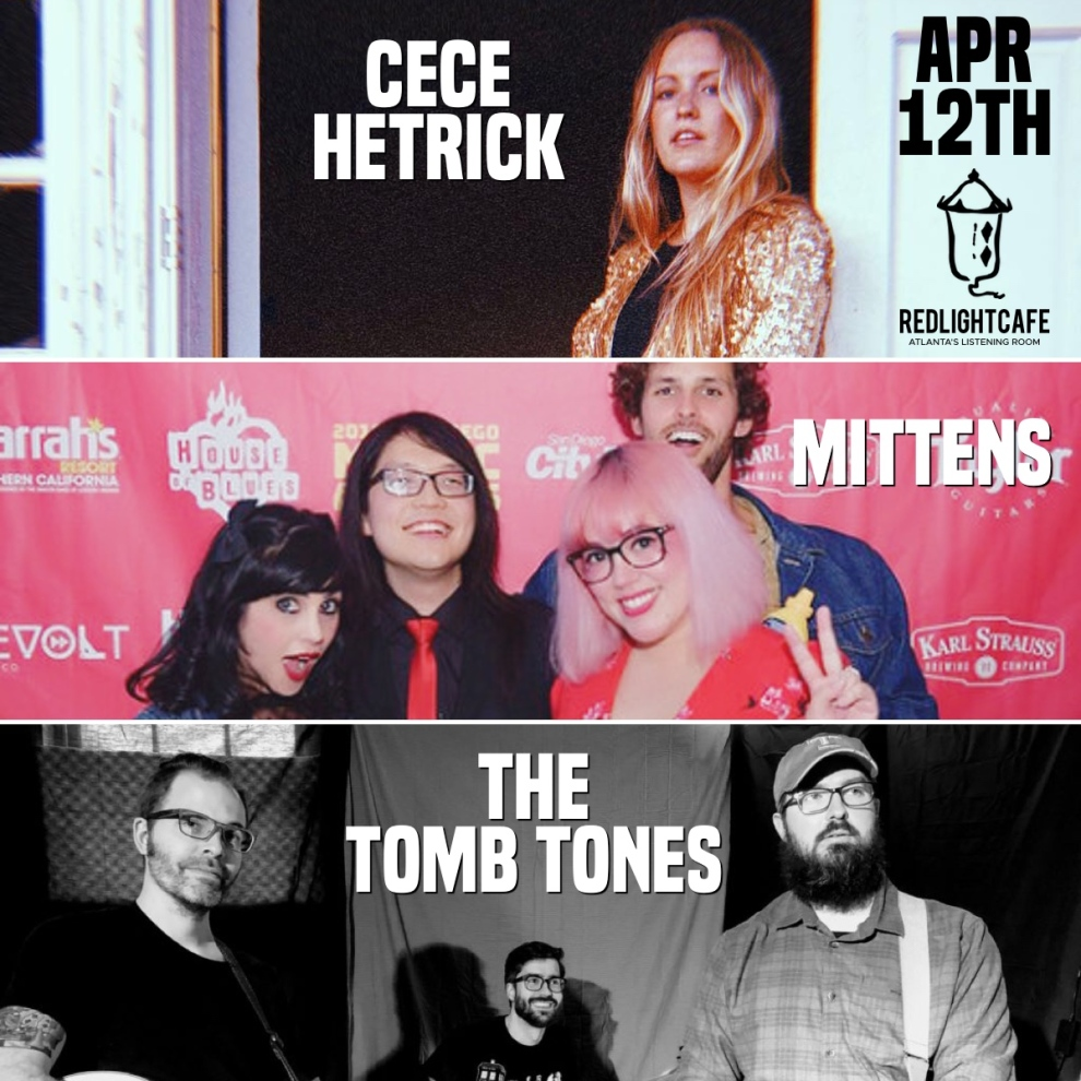 Cece Hetrick Mittens The Tomb Tones At Red Light Cafe Atlanta Ga Apr 12 2019 Square
