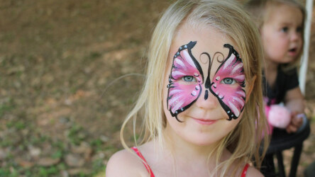 Kidzone Face Paint 1024