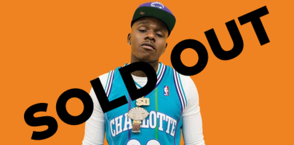 190531 DaBaby ForwebSOLDOUT