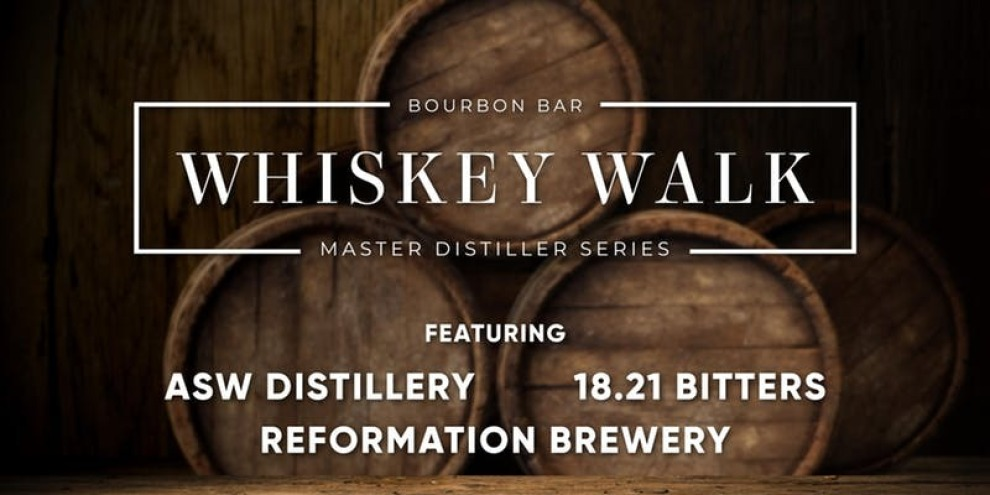 Whiskey Walk Graphic