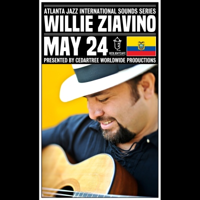 Atlanta Jazz International Sounds Series Willie Zaivino At Red Light Cafe Atlanta Ga May 24 2019 Square