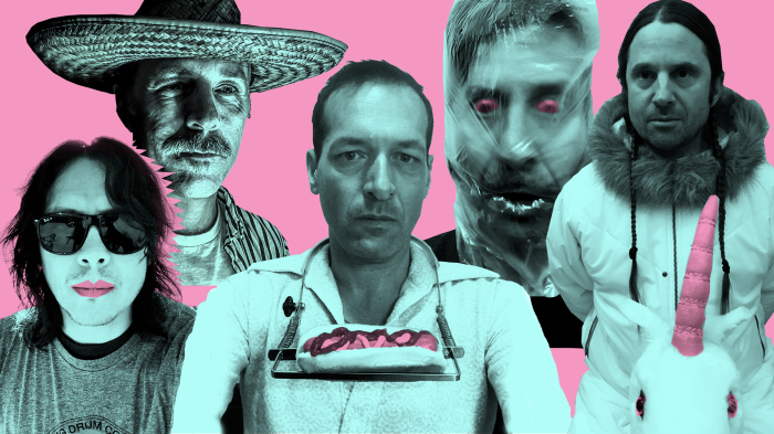 I NEED A DOCTOR: Hot Snakes play in Hell at the Masquerade on Wednesday, May 1.