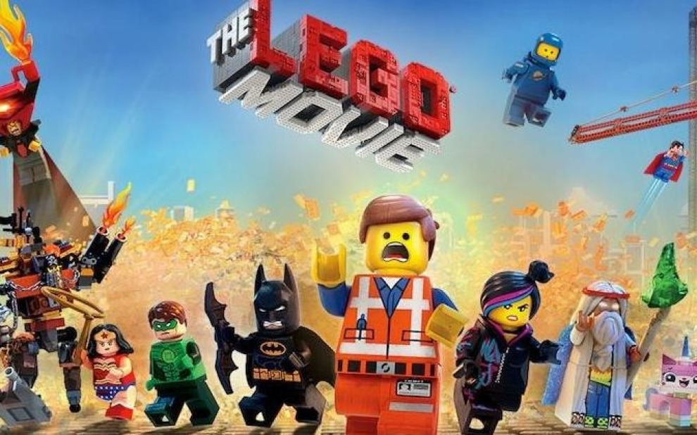 The Lego Movie1