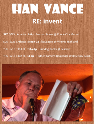 Tour Poster RE: Invent
