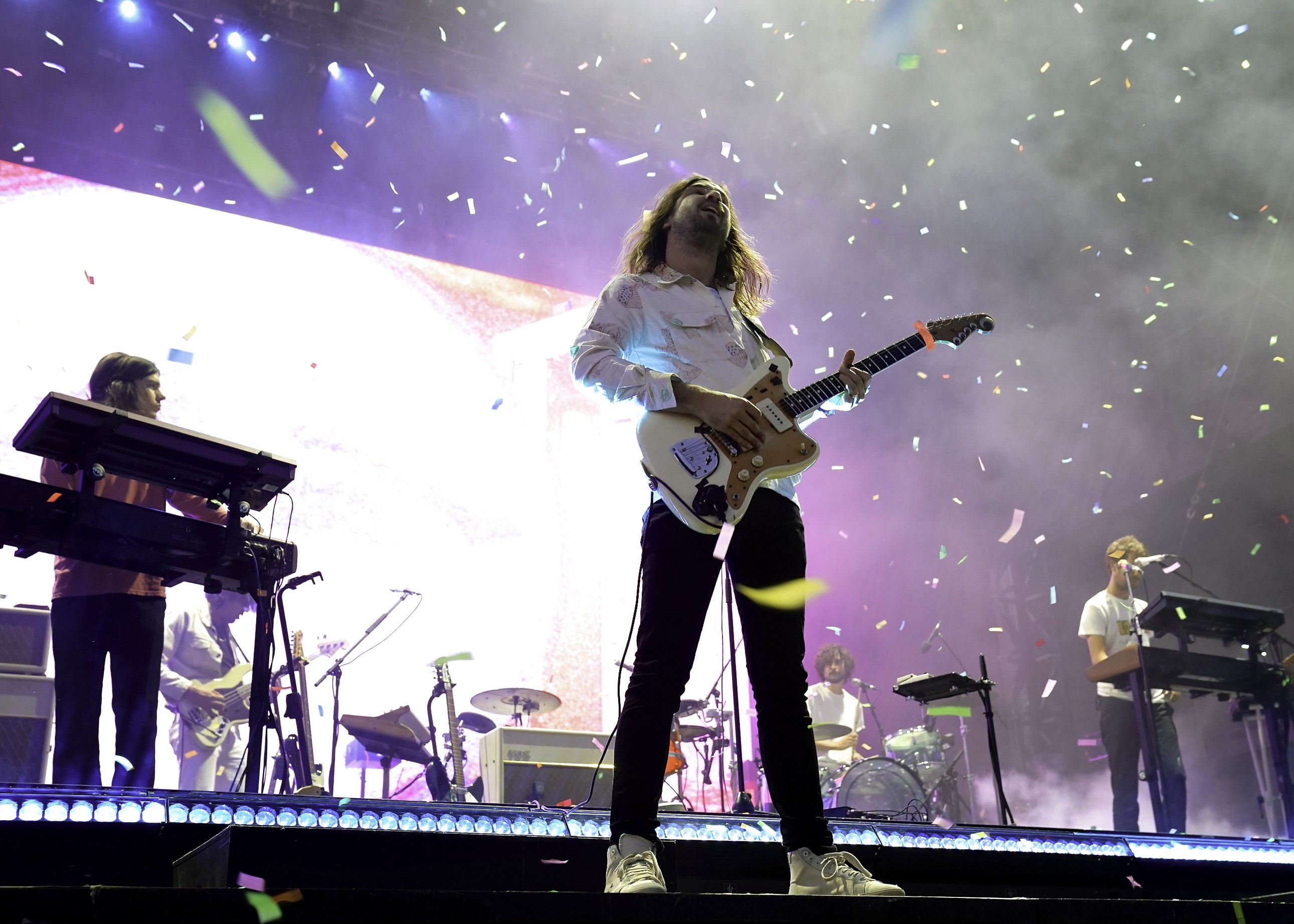 Tame Impala photo by Perry Julien