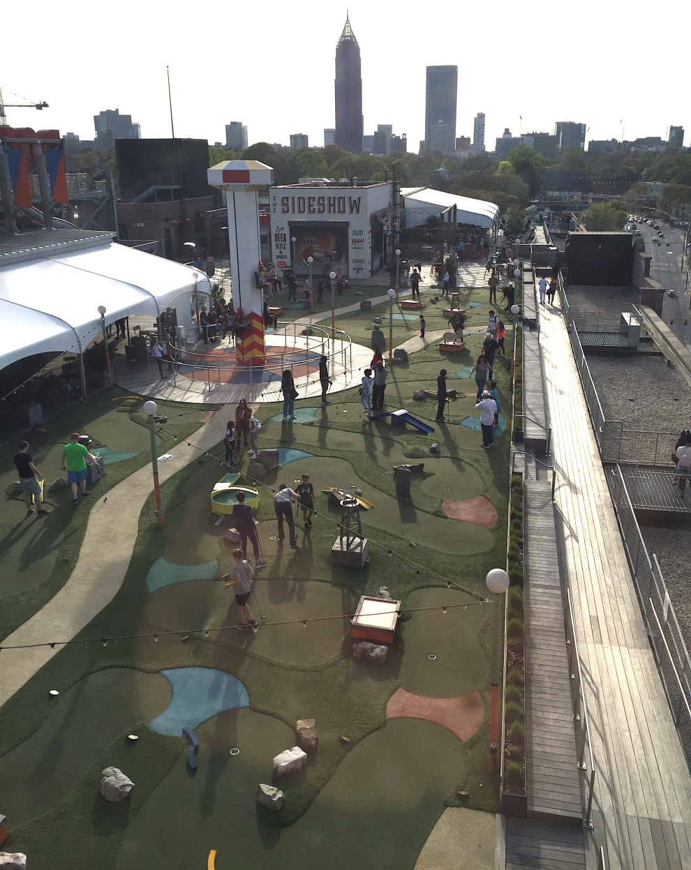 Talk Of The Town Ponce City Market Creative Loafing