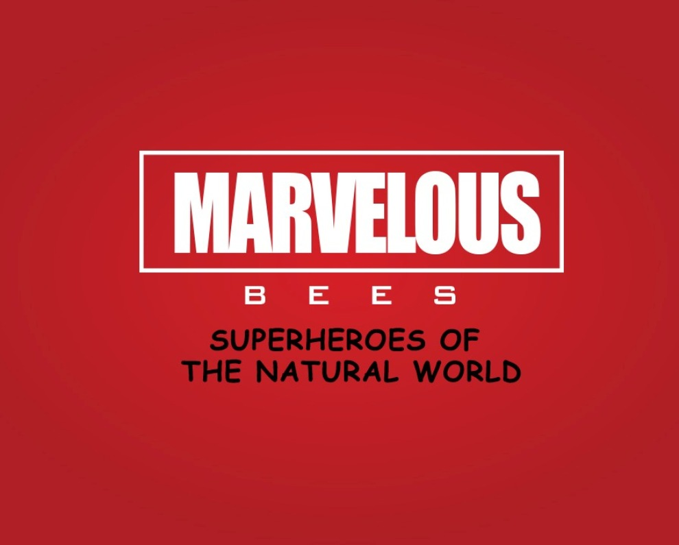 Marvelous Bees Tile
