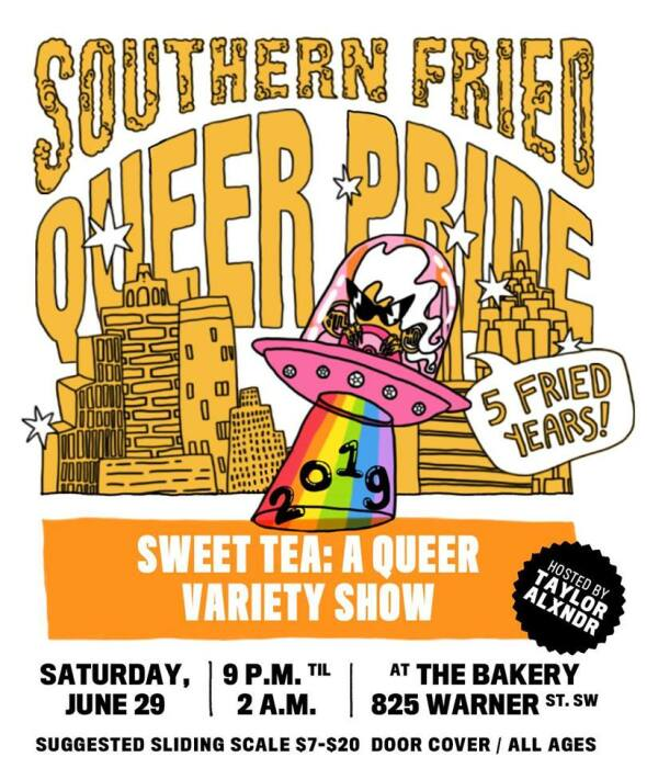 SWEET TEA: A Queer Variety Show