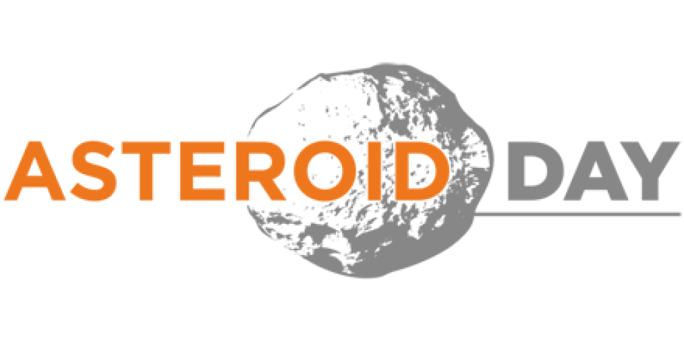 Asteroid Day Logo Official