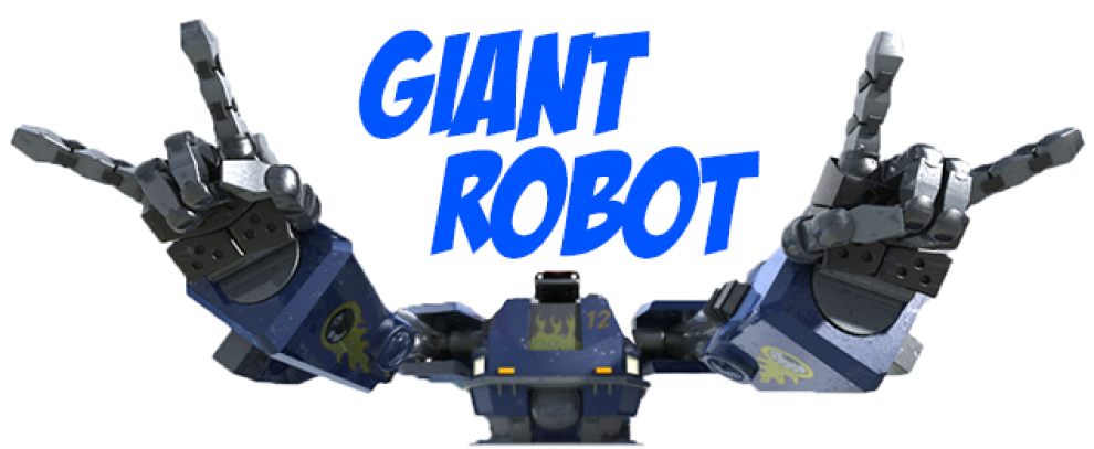 Giant Robot Featured