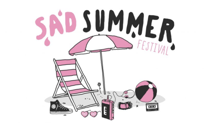 SAD SUMMER: Celebrate the inevitable summer sadness in Heaven.