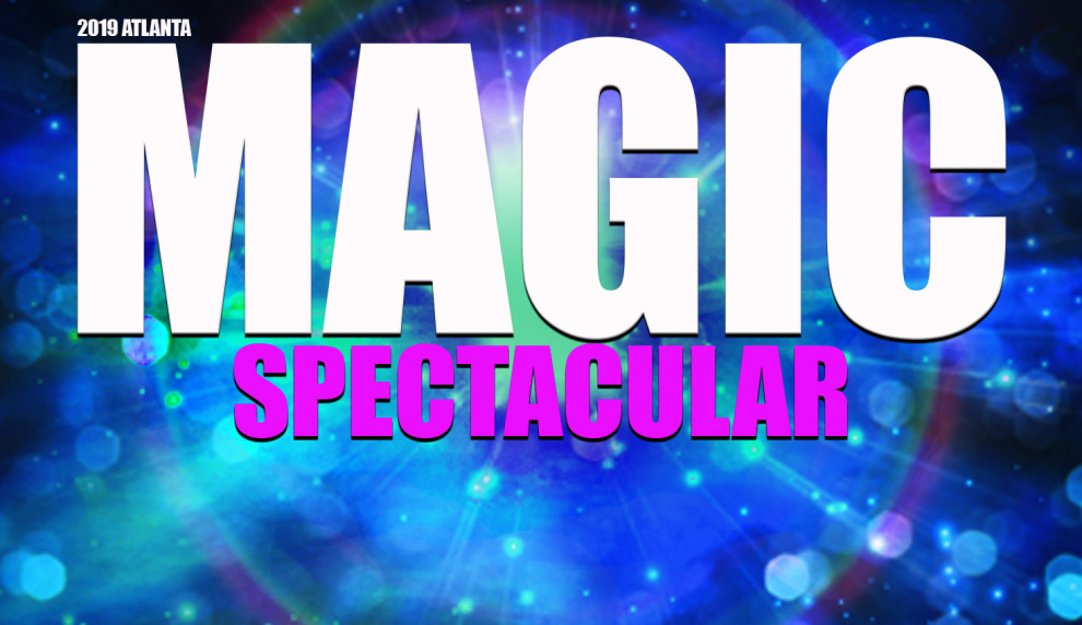 Magic Spectacular Words Only