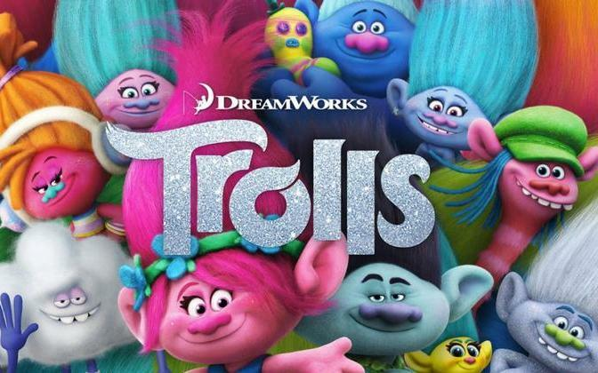 The movie Trolls comes to Venkman's for a special screening, Sat., June 1.,