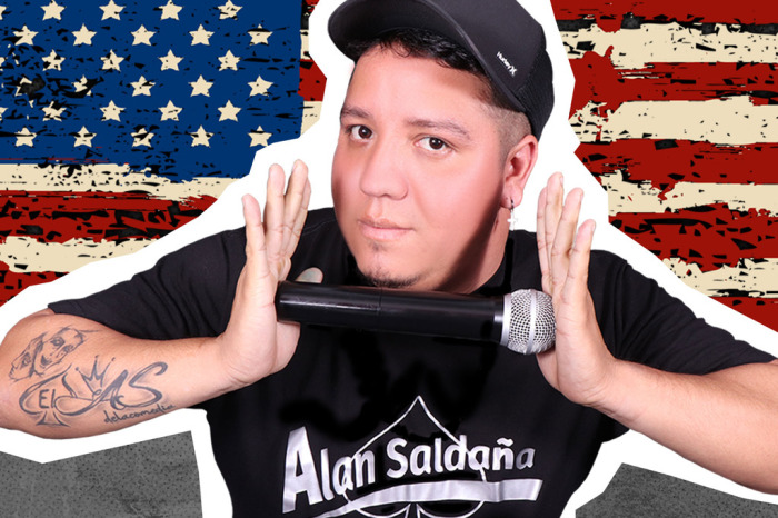 Alan Saldaã±a plays Buckhead Theatre Sat., Aug. 17.