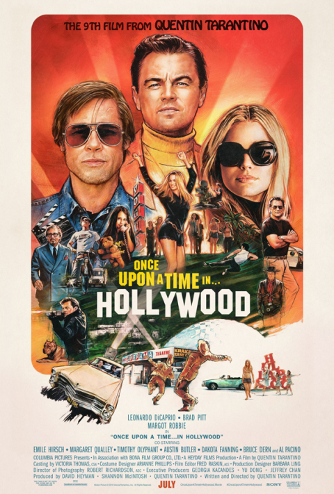 Once Upon A Time In Hollywood OUTH OnLine 1SHT LK2 6072x9000 FNL 06 Rgb 600w