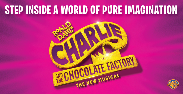 Roald Dahl's Charlie and the Chocolate Factory is at the Fox Theatre Thu., Sep. 26.