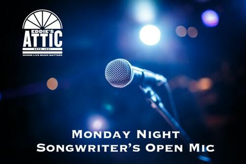 Songwriter's Open Mic | Creative Loafing