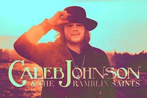 BORN FROM SOUTHERN GROUND: Caleb Johnson & The Ramblin Saints play Eddie's Attic Thu., Oct. 3.