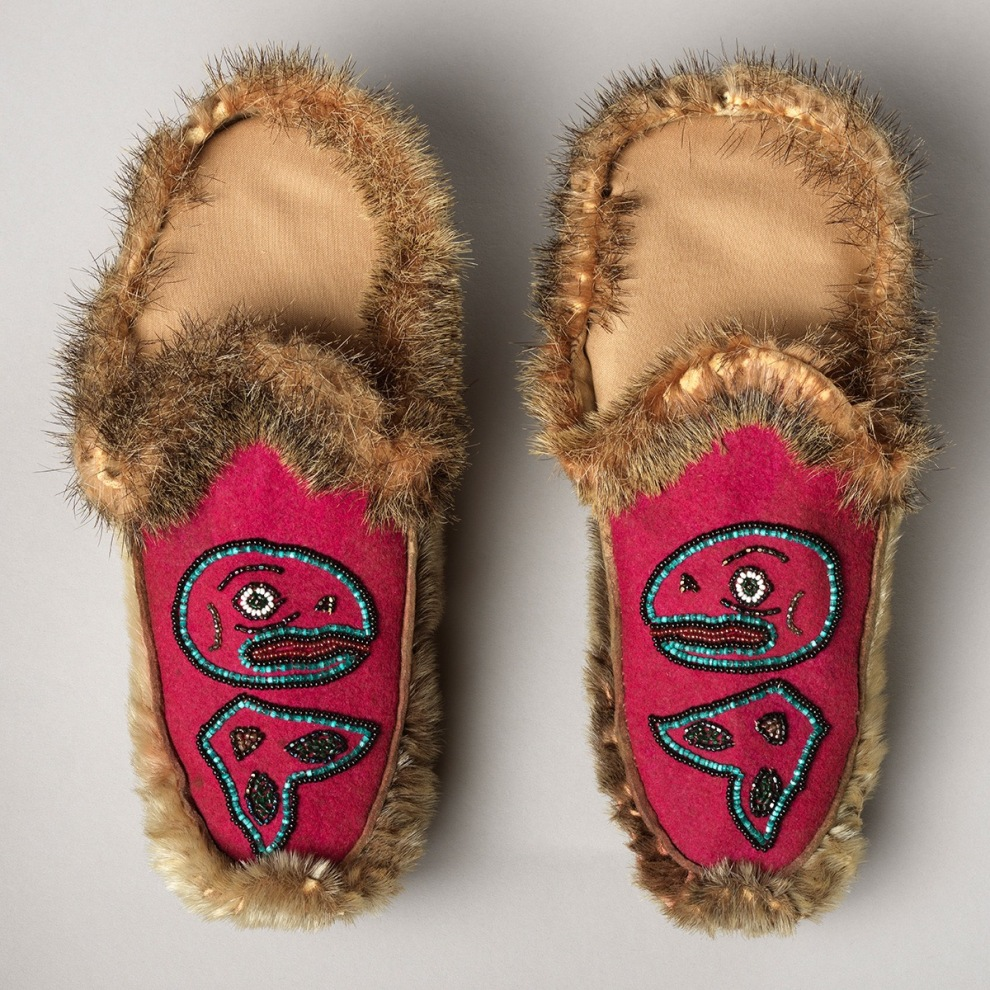 SF Moccasins Large