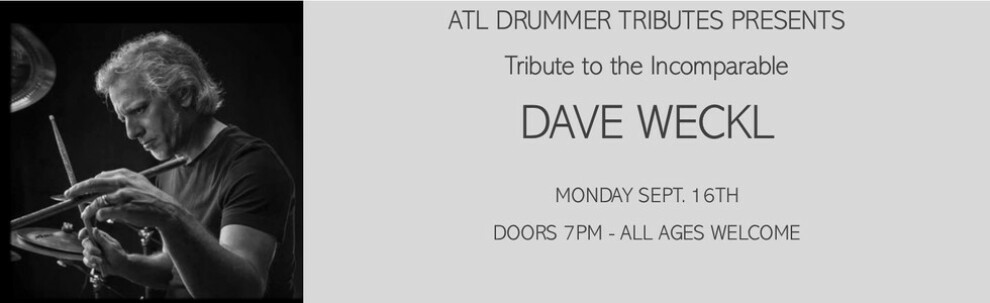DAVE WECKL FT Header