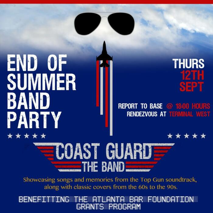 End of Summer Band Party is at Terminal West Thu., Sep. 12.