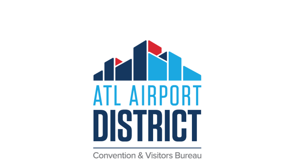 Logo Airport District Header