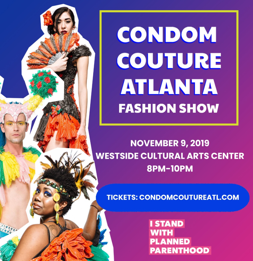 Condom Couture ATL 2019   Creative Loafing ATL