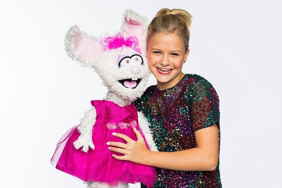 Darci And Petunia March 2019