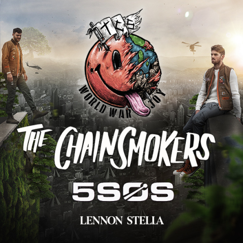 Chainsmokers 590x590 State Farm Arena 34bec75139