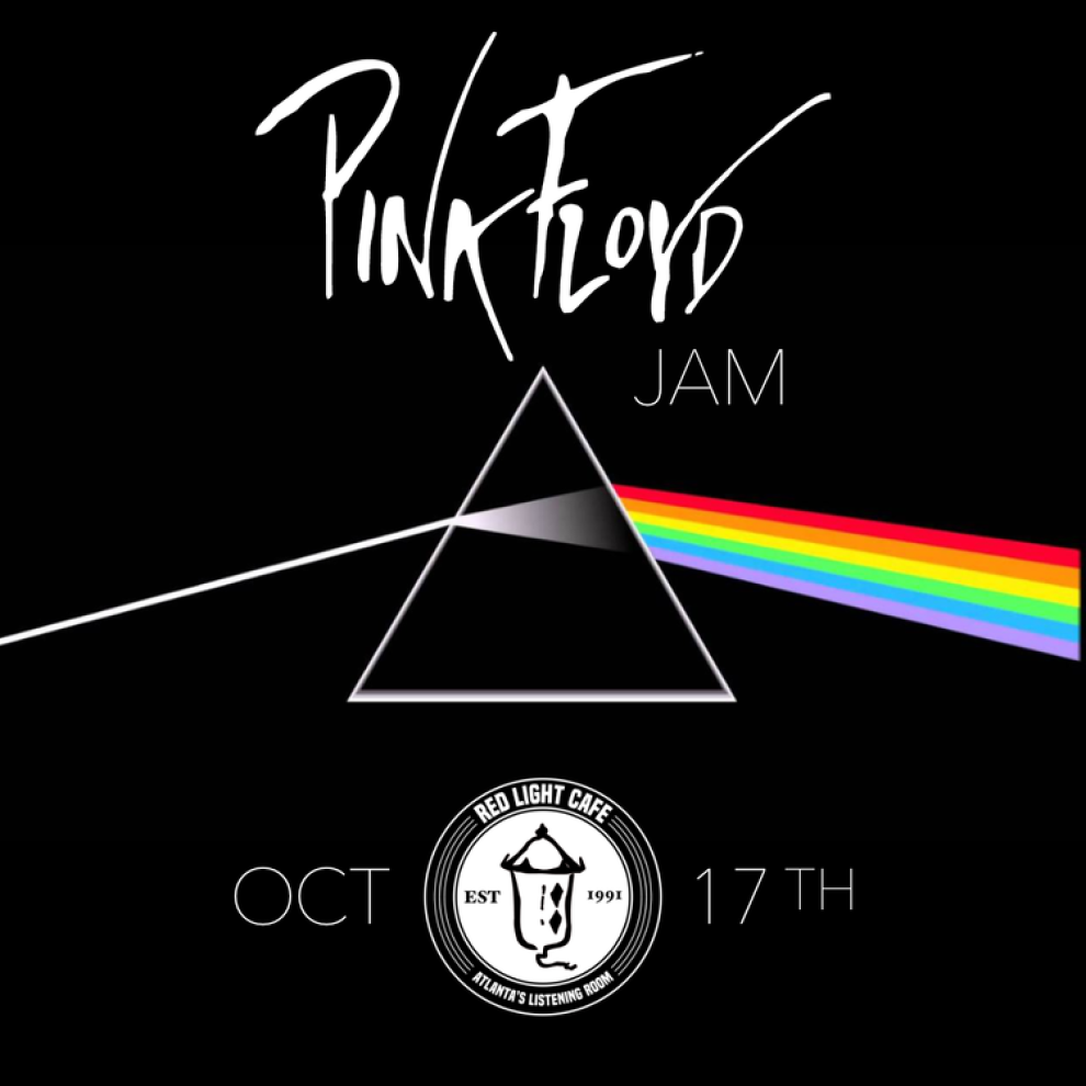 Pink Floyd Jam W The Badash Allstar Team At Red Light Cafe Atlanta Ga Oct 17 2019 Square