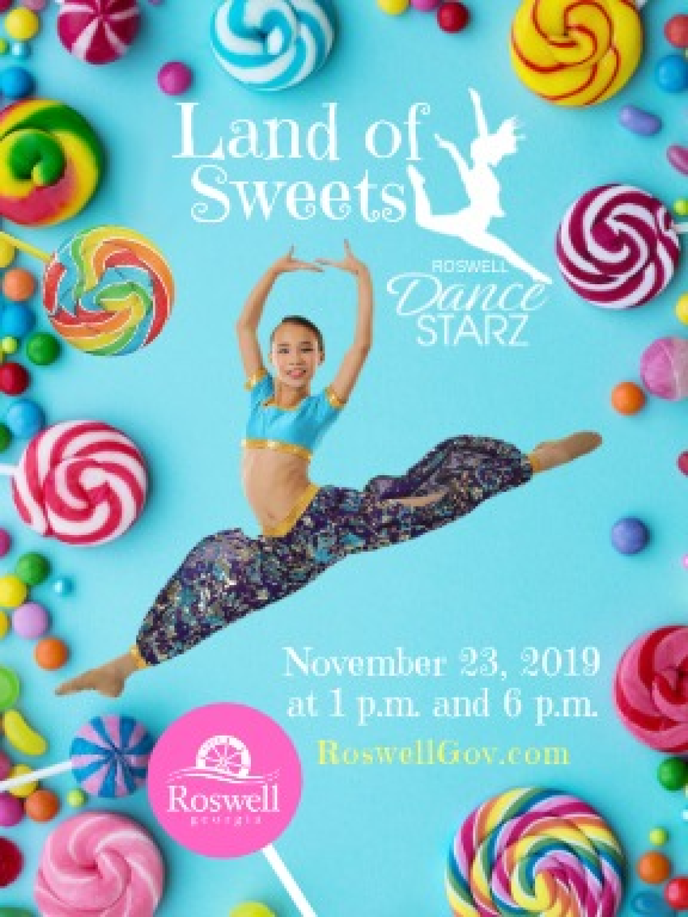 Land Of Sweets