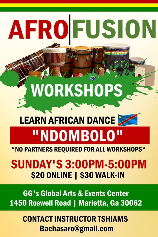 Ndombolo Workshops