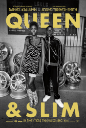 Queen And Slim One Sheet